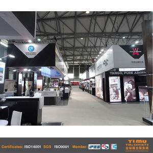 Prowine China Stand Builder for Exhibition Trade Show Fair