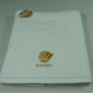 Hotel Towel Hand Towel with Embroidery Logo pictures & photos
