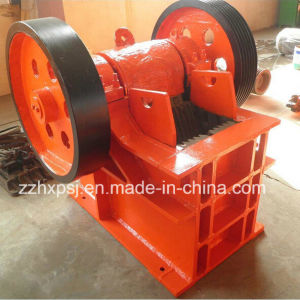 Small Size Diesel Engine Rock Crusher for Gold Ore pictures & photos