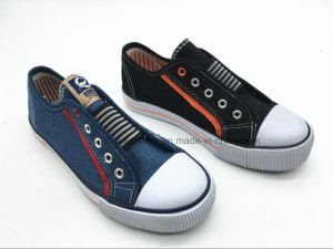 Two Colors Low Cut Fashion Children Sneaker (ET-LH160274K)