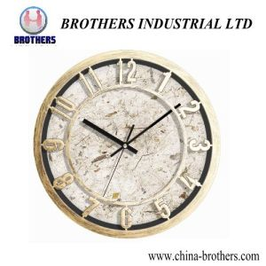 Promotion Plastic Wall Clock (NB1105A) pictures & photos