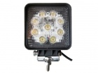 27W Square LED Worklight for off Road, Car, Truck (T1027S)