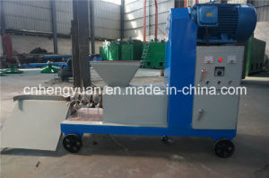 Energy Saving Wood Sawdust Briquette Making Machine