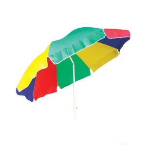 Straw Beach Umbrella with Various Style Available pictures & photos