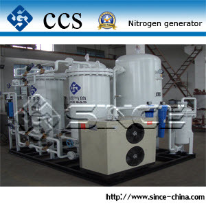 High Purity Nitrogen Generator for Industry/Chemical (99.9995%)