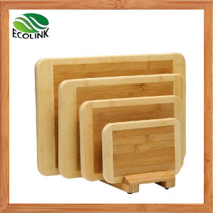 Bamboo Chopping Block Cutting Board pictures & photos