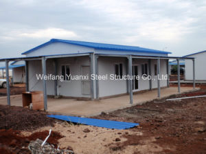 Prefabricated Building for Saudi Arabia Oil & Gas Field