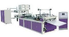 PP Non Woven Zipper Bag Making Machine W