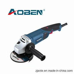 115/125mm 1010W Professional Electric Angle Grinder Power Tool (AT3111) pictures & photos