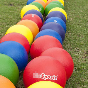 "Indoor & Outdoor Play Rubber 6"" Dodge Ball pictures & photos"
