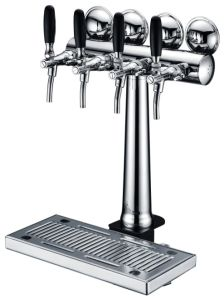 3 Taps Beer Cooler Equipment pictures & photos