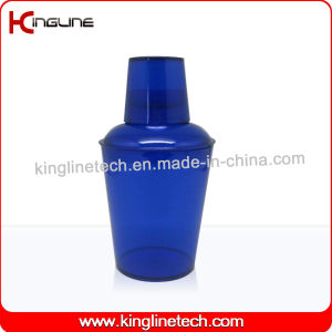 420ml plastic Cocktail shaker(KL-3047) pictures & photos