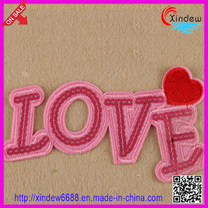 Fashion Embroidered Sequin Patch pictures & photos