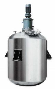 China High Quality Stainless Steel Reactor pictures & photos