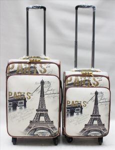 Fashional Luggage Case Trolley Bag Suitcase S102# pictures & photos
