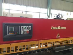 High Precision Hydraulic Shear Machine (QC12K-12X4000) CE Certification pictures & photos