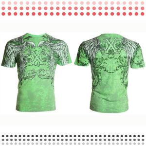 New Design Custom Cotton Short Sleeve T-Shirts pictures & photos