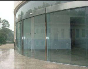 High Quality Automatic Glass Door System (DS-A100) pictures & photos