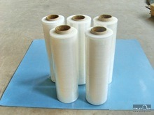 Transparent Hand Film Roll for Pallet