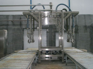 Aseptic Double Head Tomato Jam Filling Machine pictures & photos