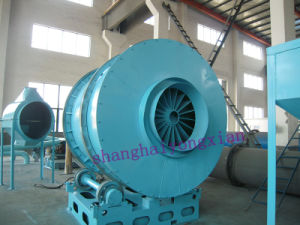 High Efficiency Clean Silica Sand Dryer