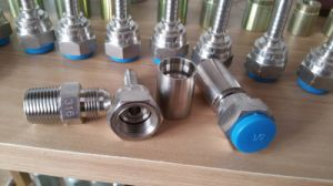 "316 S/S 1"" NPT Thread Nipple Fitting (22611) pictures & photos"