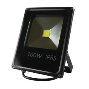 High Power Slim LED Floodlight 100W pictures & photos