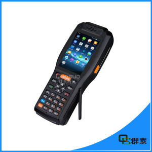 Portable Rugged Android Handheld Logistic PDA with Thermal Printer