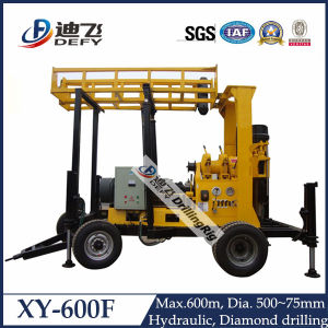 600m Depth Deep Well Drilling Machine for Sale pictures & photos