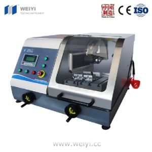 Iqiege-1 Metallographic Manual/Auto Sample Cutting Machine pictures & photos