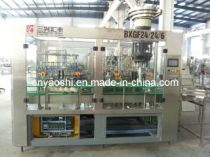 Alcohol Glass Bottle Filling Machinery pictures & photos