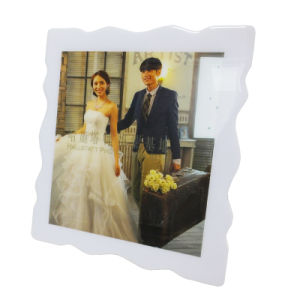 Bright Surface Photo Frame Crystal Glue Epoxy Resin pictures & photos