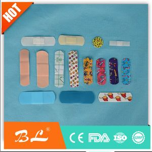 Big Size First Aid Strip/Bandage Heavy Fabric Wound Plaster pictures & photos