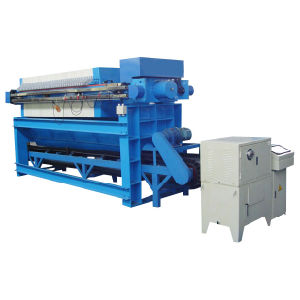 800 Series Filter Press with Belt Converyor (XY20-80/800-U)