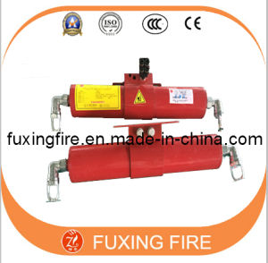 Liquid Nitrogen Pressure Fire Extinguisher for Coach