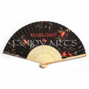 Promotional Bamboo Paper Fan (13-9-13)