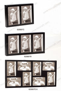 Wooden Collage Photo Frame for Home Deco pictures & photos