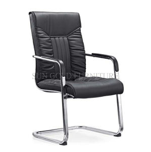 Hot Sale Modern Cheap PU Leather Visitor Meeting Chair (SZ-OC150) pictures & photos