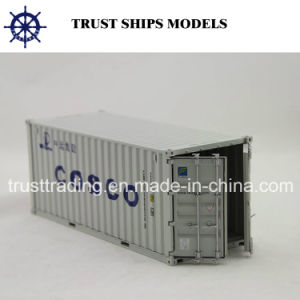Plastic Miniature Shipping Container Scale Model pictures & photos