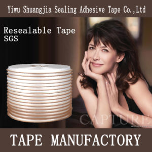 Removable Bag Sealing Tape, HDPE Film pictures & photos