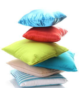 Colorful Kinds Shapes Pillow Cushions