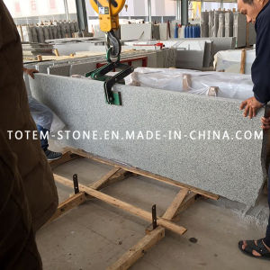 Cheap Natural White G603 Granite Stone Paving Slab for Flooring