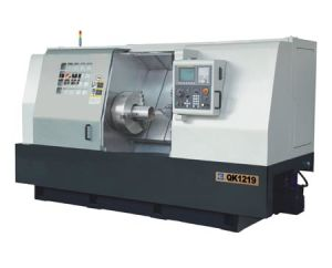 Qk1219 Pipe Threading CNC Lathe pictures & photos