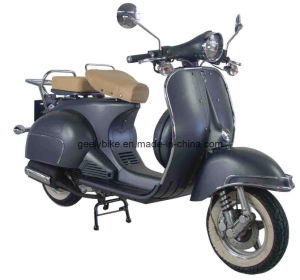 125cc Vespa Vintage Geely Scooter DOT/EPA Approved pictures & photos