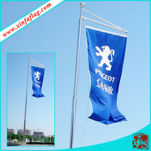 Custom Advertising Flags with Single Side or Double Side