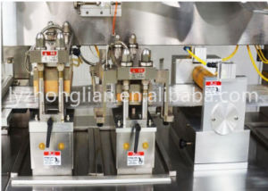 Dpp-260 High Efficiency Automatic Plate Type Jam Blister Packing Machine pictures & photos