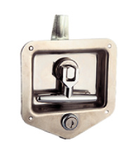 Ss Heavy Duty Door Lock for Trailer, Truck Door Lock pictures & photos