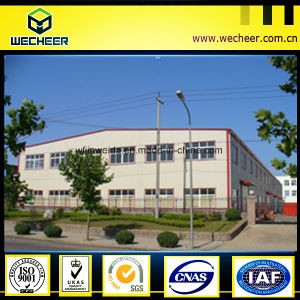 Cheap Long-Span Steel Structure Prefabricated Warehouse for Sale pictures & photos