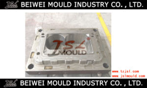 Plastic Injection Washing Machine Tub Mould pictures & photos