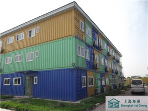 20 Ft′/40 Ft′ Flat Pack/Modified Container House/Office (shs-mc-accommodation013) pictures & photos